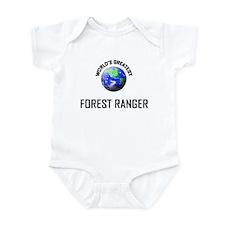 World's Greatest FOREST RANGER Infant Bodysuit