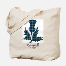 Thistle - Campbell of Argyll Tote Bag