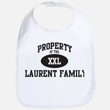 Property of Laurent Family Bib