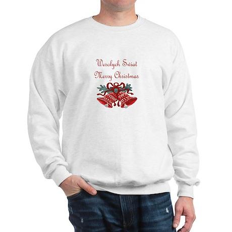 Polish Christmas Sweatshirt