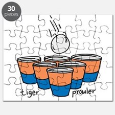 Beer Pong Tiger Prowler Puzzle