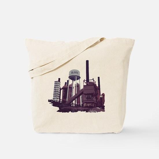 Sloss Furnace Tote Bag