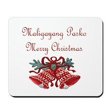 Filipino Christmas Mousepad