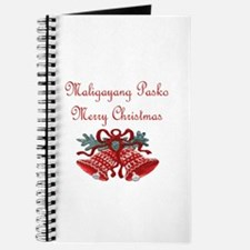 Filipino Christmas Journal