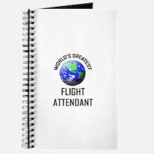 World's Greatest FLIGHT ATTENDANT Journal
