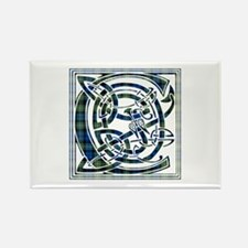 Monogram - Campbell of Argyll Rectangle Magnet