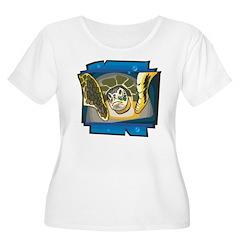 Realistic Turtle T-Shirt