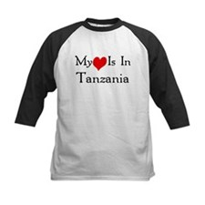 My Heart Is In Tanzania Tee