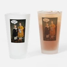 Funny Homosexual Drinking Glass