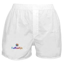 FUNMIAMICPLE Products Boxer Shorts