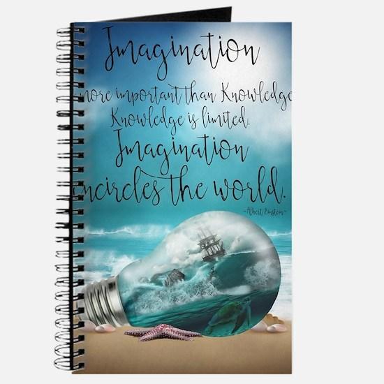 Fantasy, Imagination Quote, Journal