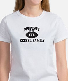 Property of Kessel Family Tee