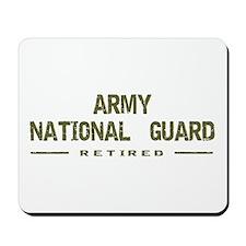 Retired Guard Mousepad