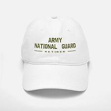 Retired Guard Baseball Baseball Cap