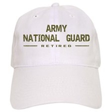 Retired Guard Baseball Cap