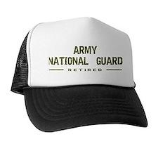 Retired Guard Trucker Hat