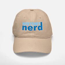 History Nerd Baseball Baseball Cap