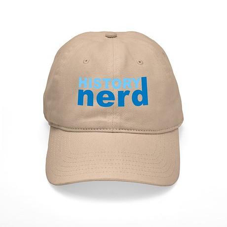 History Nerd Cap