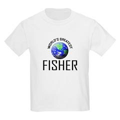 World's Greatest FISHER T-Shirt