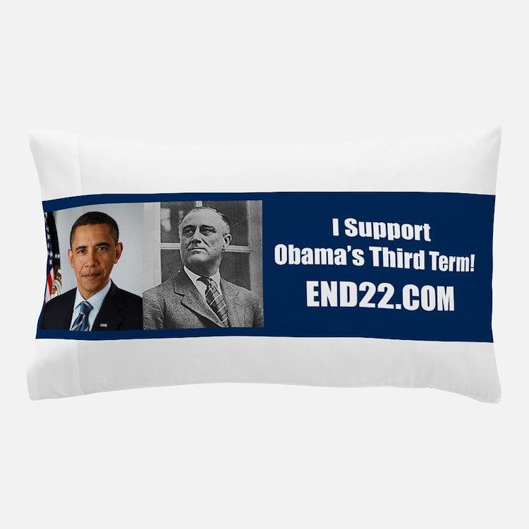 Cute 2012meterproobama Pillow Case