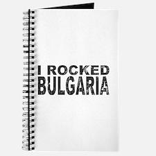 I Rocked Bulgaria Journal