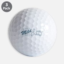 The Mild One Golf Ball