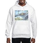 We'll always have Paris 2 Hooded Sweatshirt