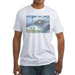 We'll always have Paris 2 Fitted T-Shirt