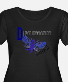 Butterfly 3.1 Plus Size T-Shirt