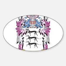 Lovett Coat of Arms - Family Crest Decal