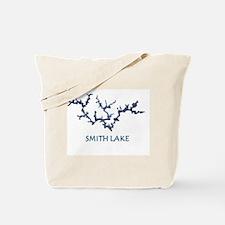 Smith Lake Alabama Tote Bag