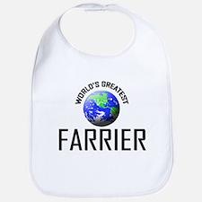 World's Greatest FARRIER Bib