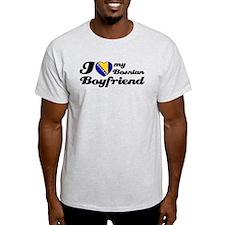 I love my Bosnian Boyfriend T-Shirt