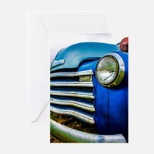 53 Chevy Greeting Cards