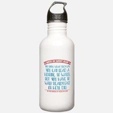 Lead a Herring to Water Water Bottle