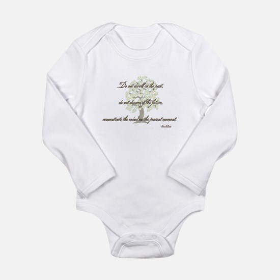 Buddha- Present Moment Body Suit
