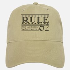 Rule 62 Alcoholism Saying Hat