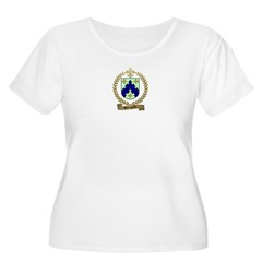 BOURGEOIS Family Crest T-Shirt