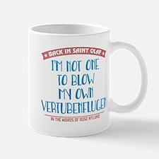 Blow My Own Vertubenflugen Mug
