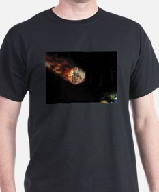 Trump flaming T-Shirt
