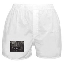 Bicycle Messengers Boxer Shorts