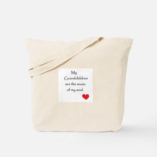 My GrandchildrenTote Bag