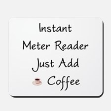 Meter Reader Mousepad