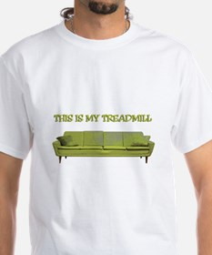 Treadmill Couch Shirt