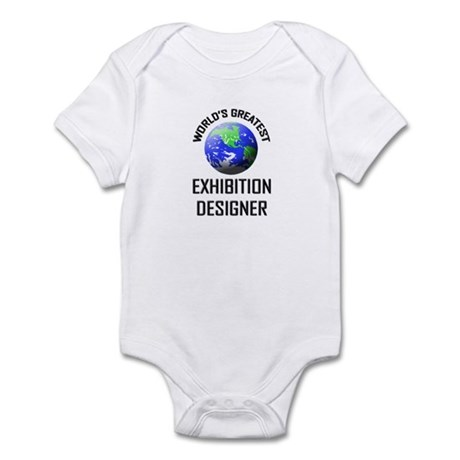 World's Greatest EXHIBITION DESIGNER Infant Bodysu