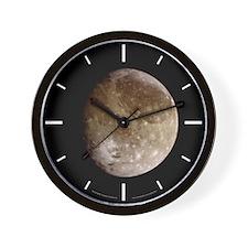 Ganymede Wall Clock