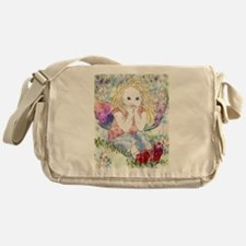 Spring Fairy Messenger Bag