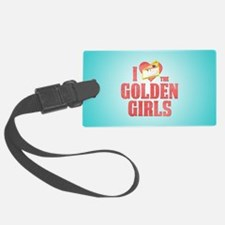 I Heart Golden Girls Luggage Tag