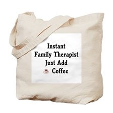 Family Therapist Tote Bag