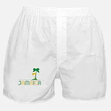 Jamaica Retro Boxer Shorts
